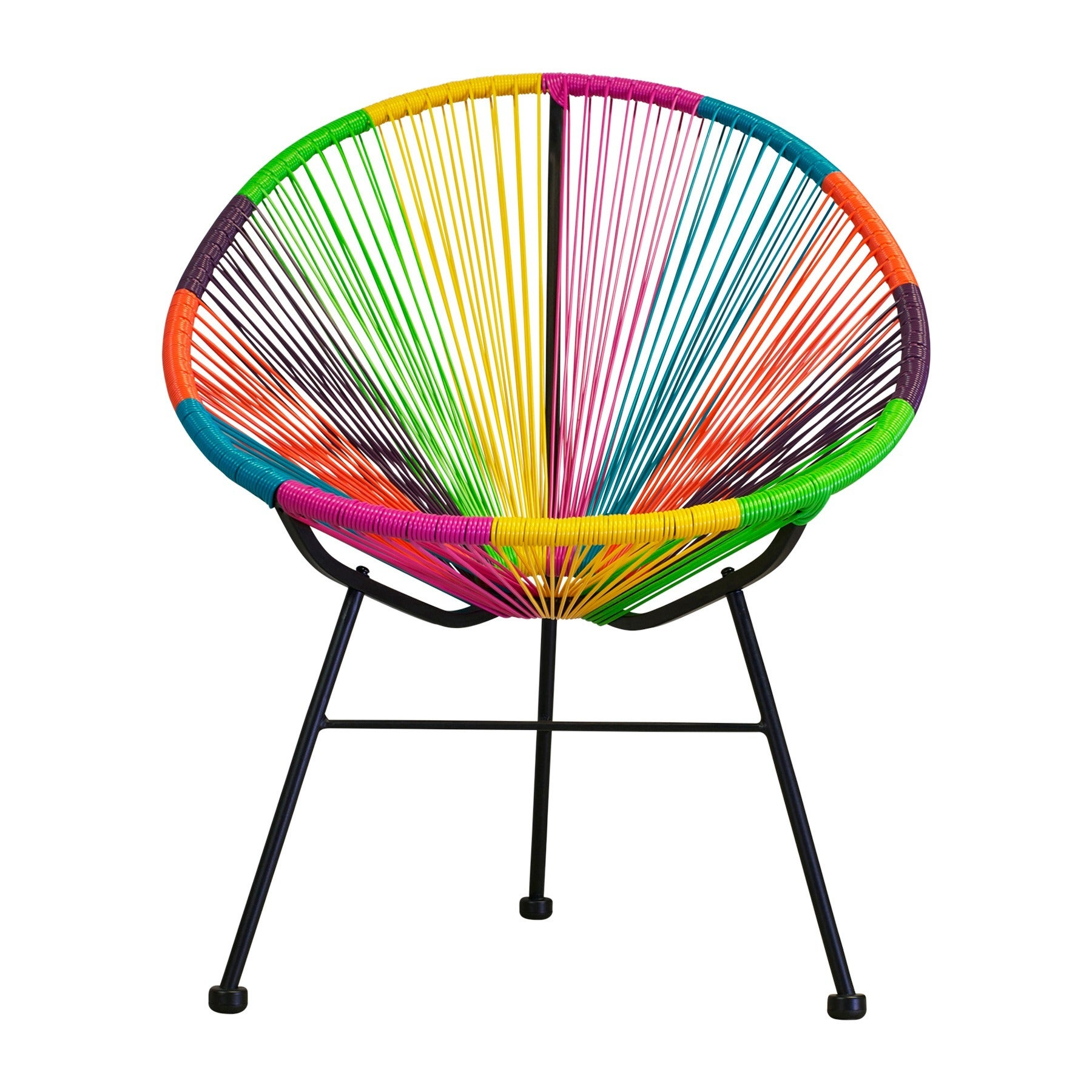 Shop Acapulco Woven Indoor/ Outdoor Lounge Chair   Free Shipping Today    Overstock.com   10426461