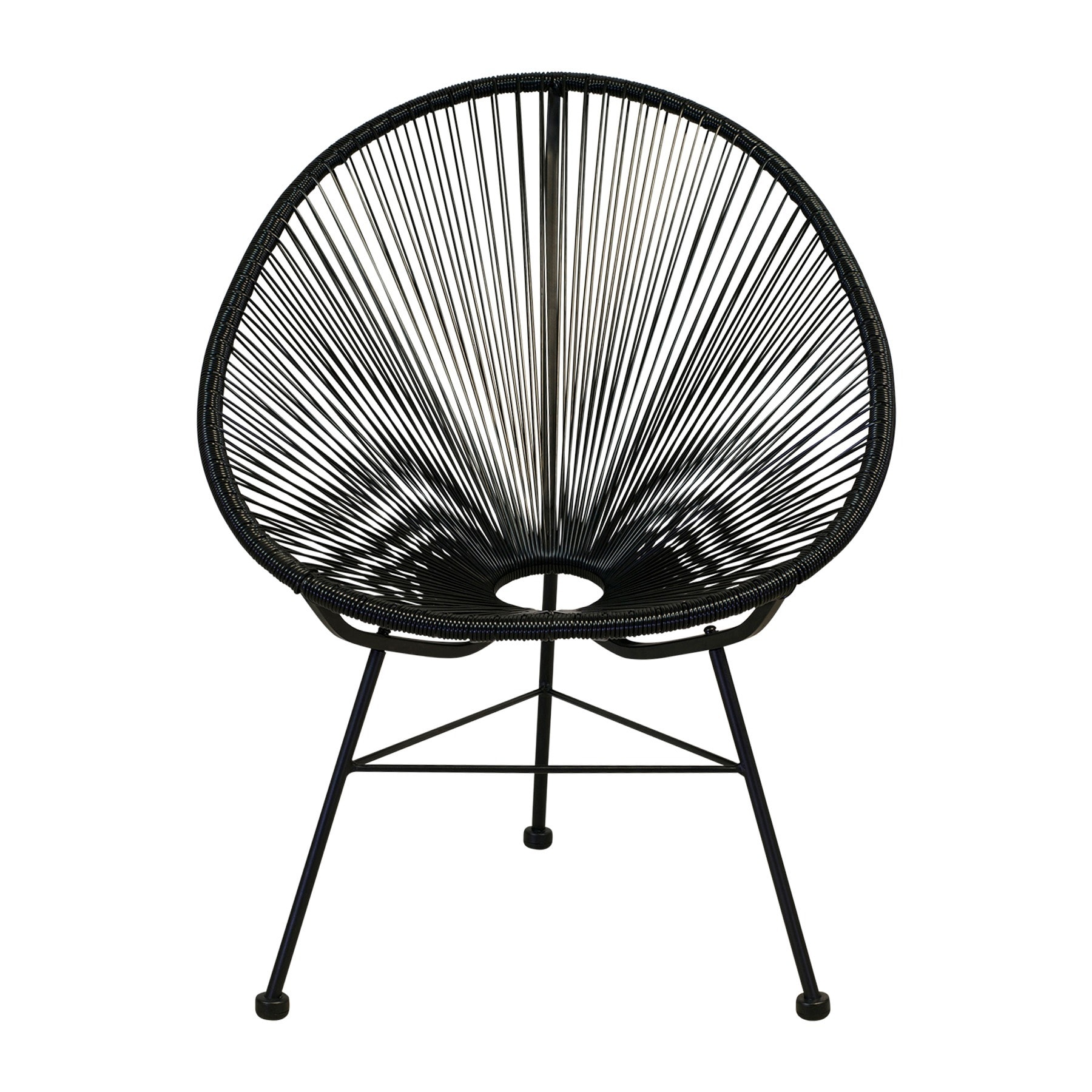Shop Handmade Acapulco Woven Indoor Outdoor Lounge Chair China