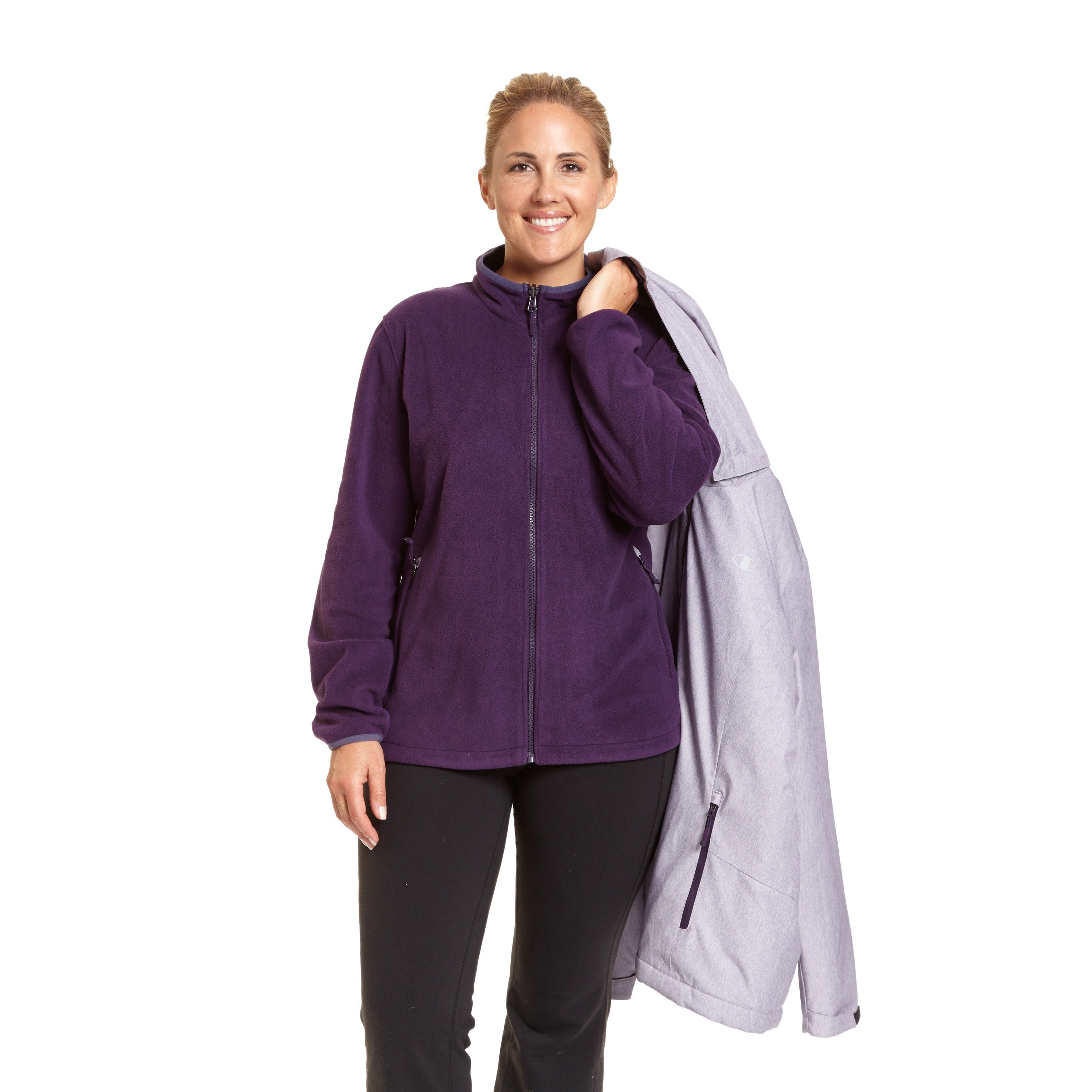 Champion Women's Plus 3-in-1 Systems Jacket - Free Shipping Today -  Overstock.com - 17527286