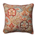 Pillow Perfect Madrid Persian / Tweak Sedona 18-inch Throw Pillow