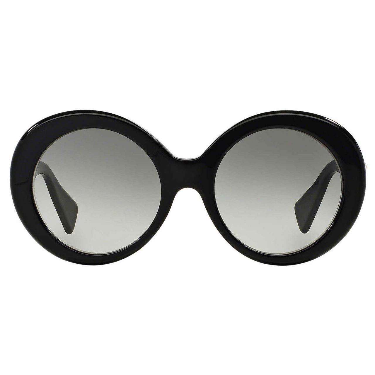 7dd2e39d807d Shop Versace Women s VE4298 Plastic Round Sunglasses - Free Shipping Today  - Overstock - 10438053