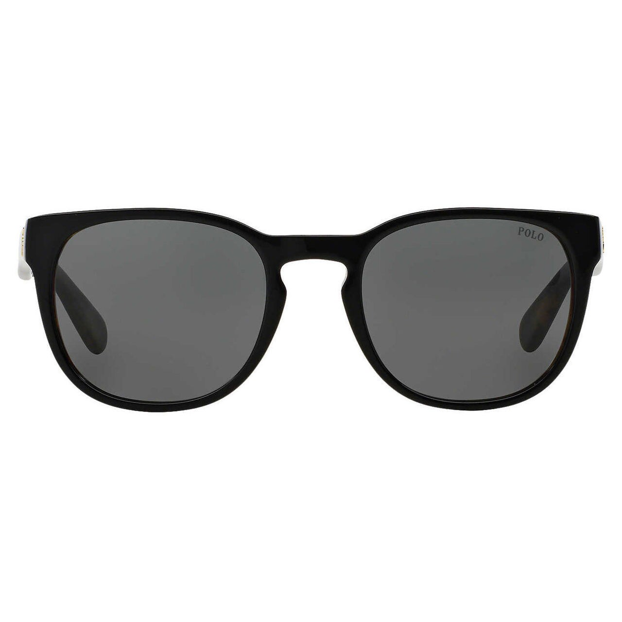 ad15435e00 Shop Polo Ralph Lauren Men s PH4099 Plastic Phantos Sunglasses - Black -  Large - Free Shipping Today - Overstock.com - 10440284