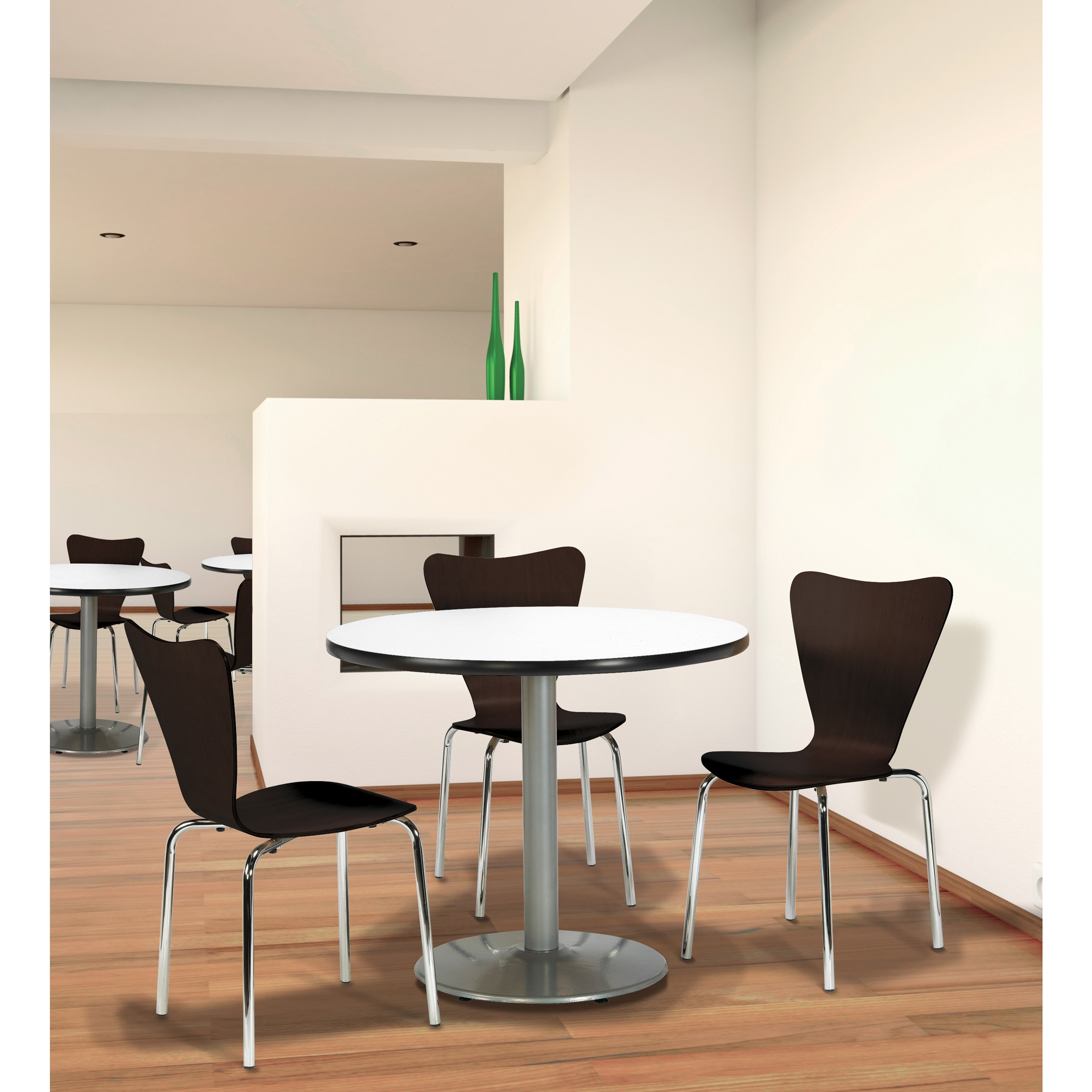 contemporary cafe furniture. KFI Seating Contemporary Wood Cafe Chair - Free Shipping Today Overstock.com 17542902 Furniture D