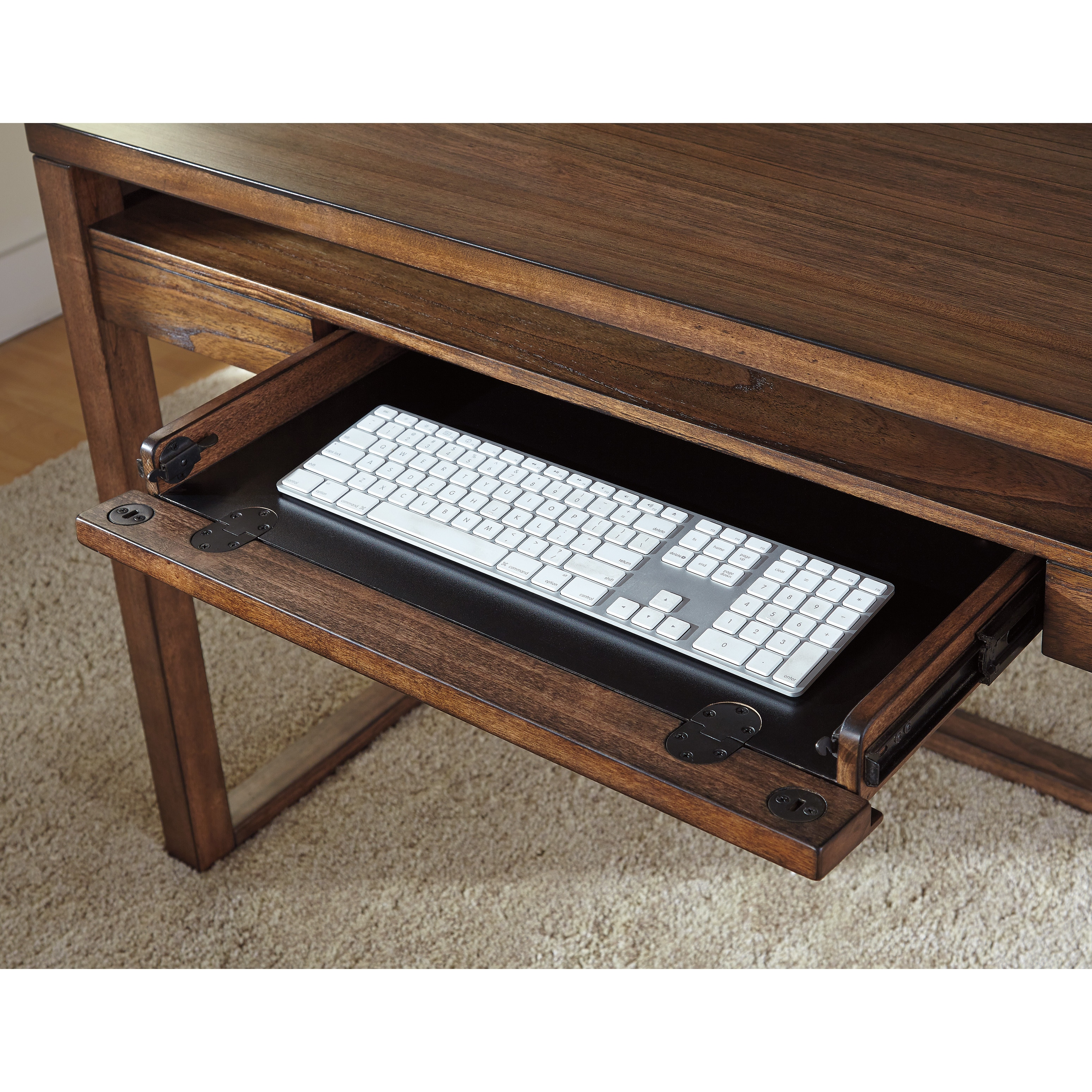 Shop Signature Design by Ashley Baybrin Home Office Small Desk ...