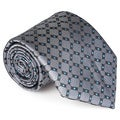 Vance Co. Men's Handmade Microfiber Tie and Hanky Set