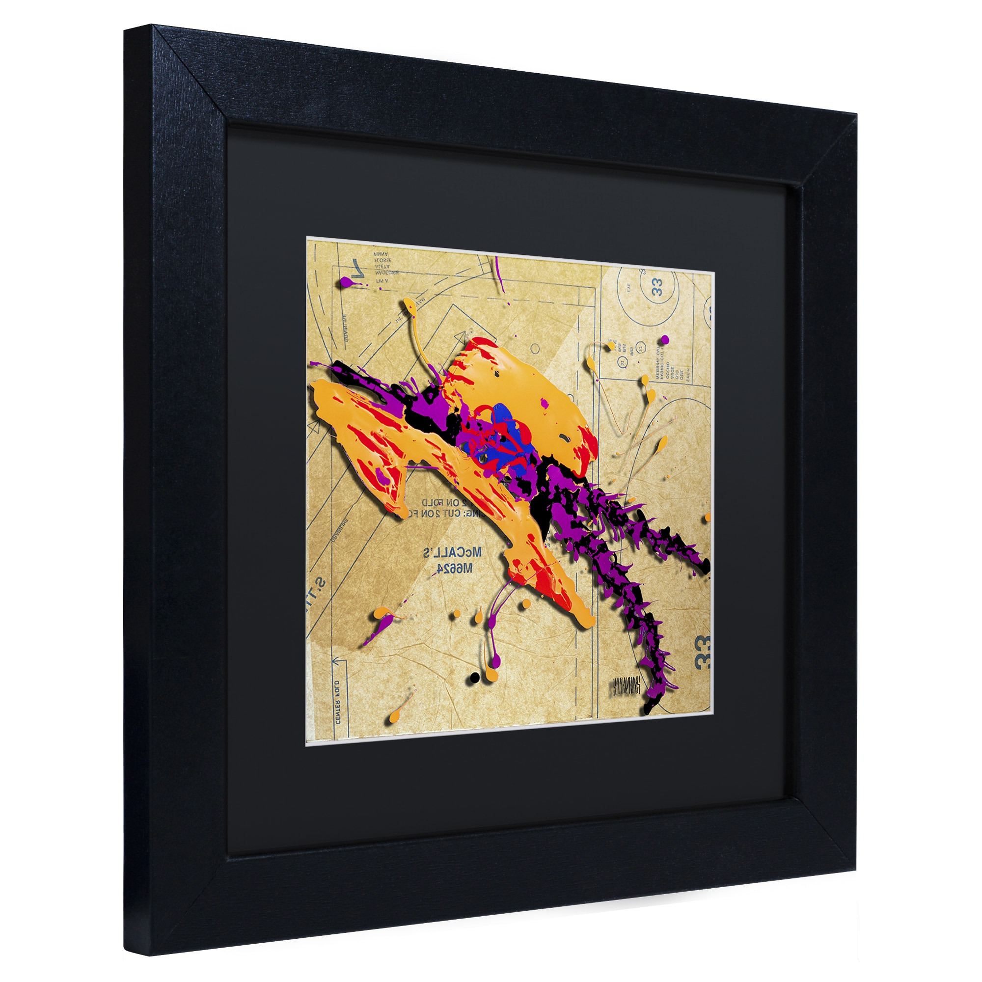 Cute Wall Art Purple Contemporary - The Wall Art Decorations ...
