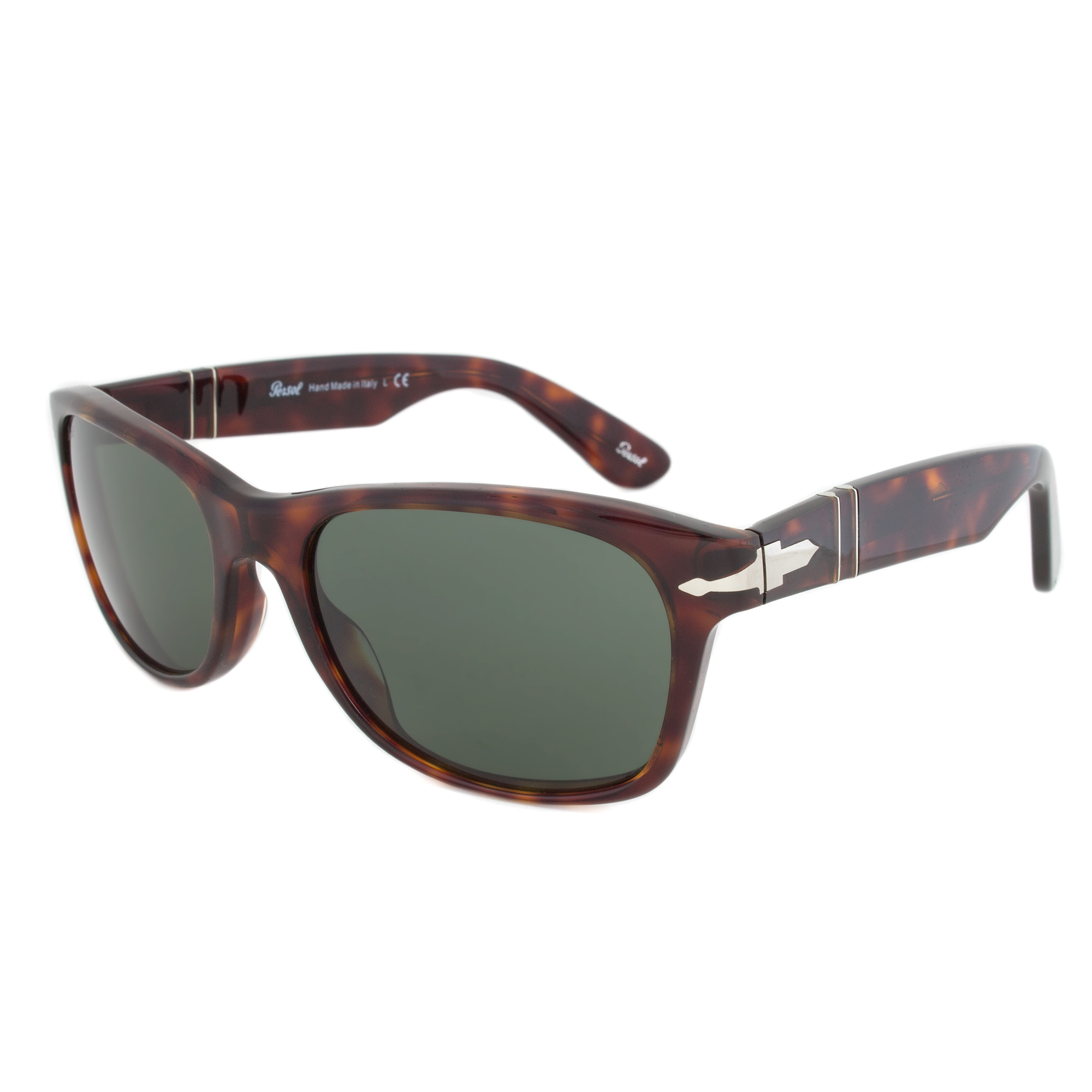 423825bb02 Shop Persol Men s PO2953S Plastic Square Sunglasses - Tortoise ...