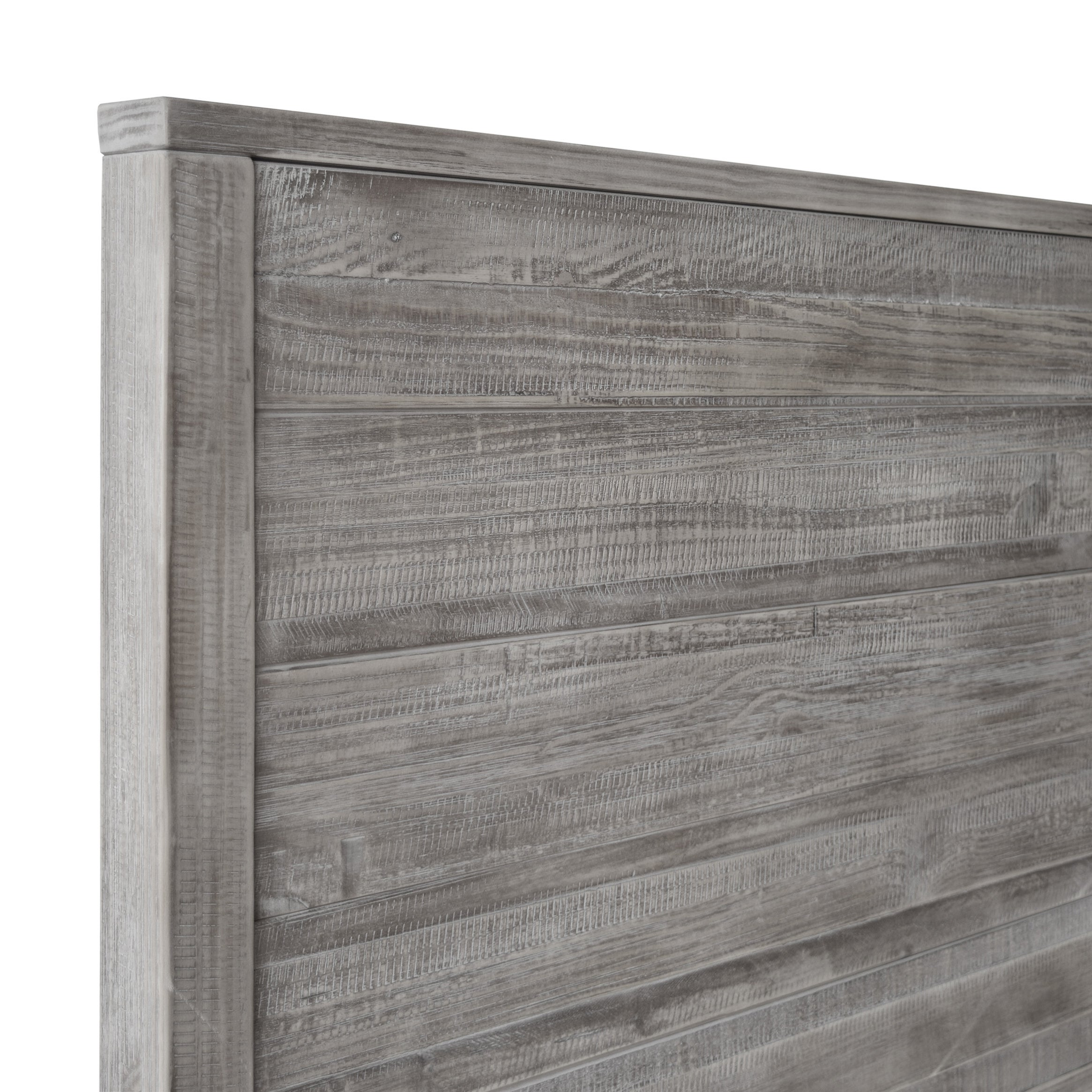 Ordinaire Shop Grain Wood Furniture Montauk Queen Solid Wood Panel Bed   Free  Shipping Today   Overstock.com   20603174