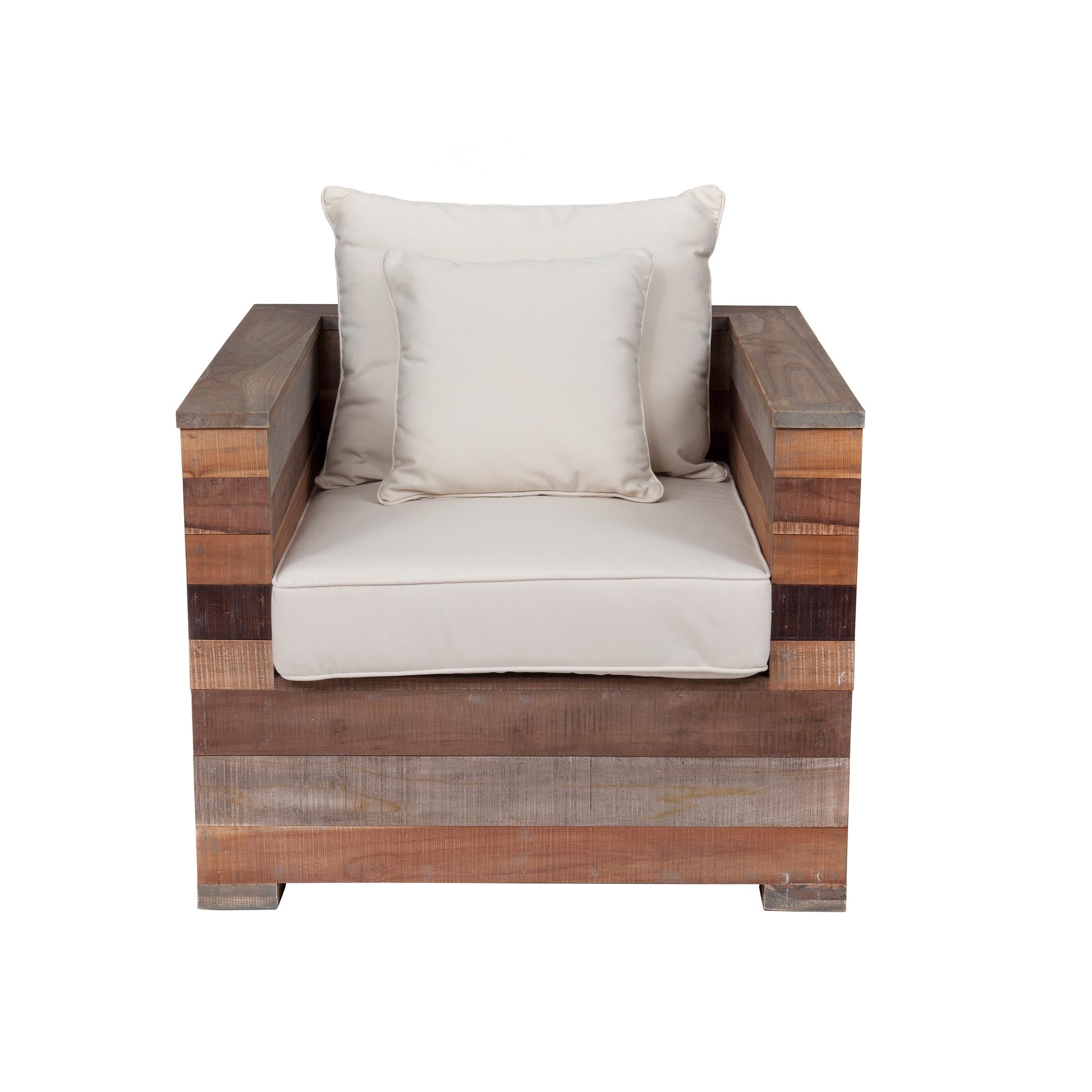 Edmonton Modern Brown Accent Chair Free Shipping Today Com 10467730