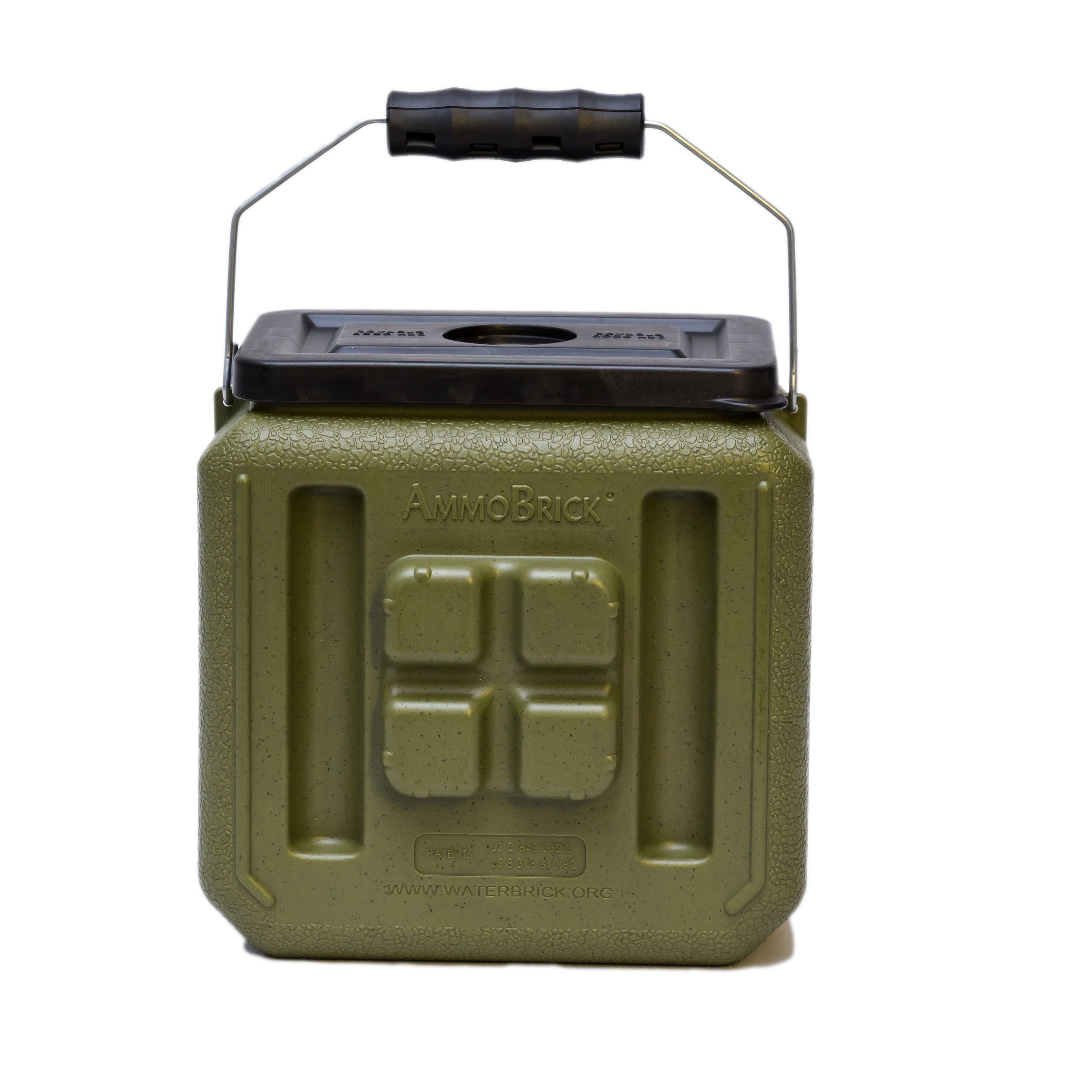 Shop WaterBrick AmmoBrick 16 gal Stackable Ammo Storage Container