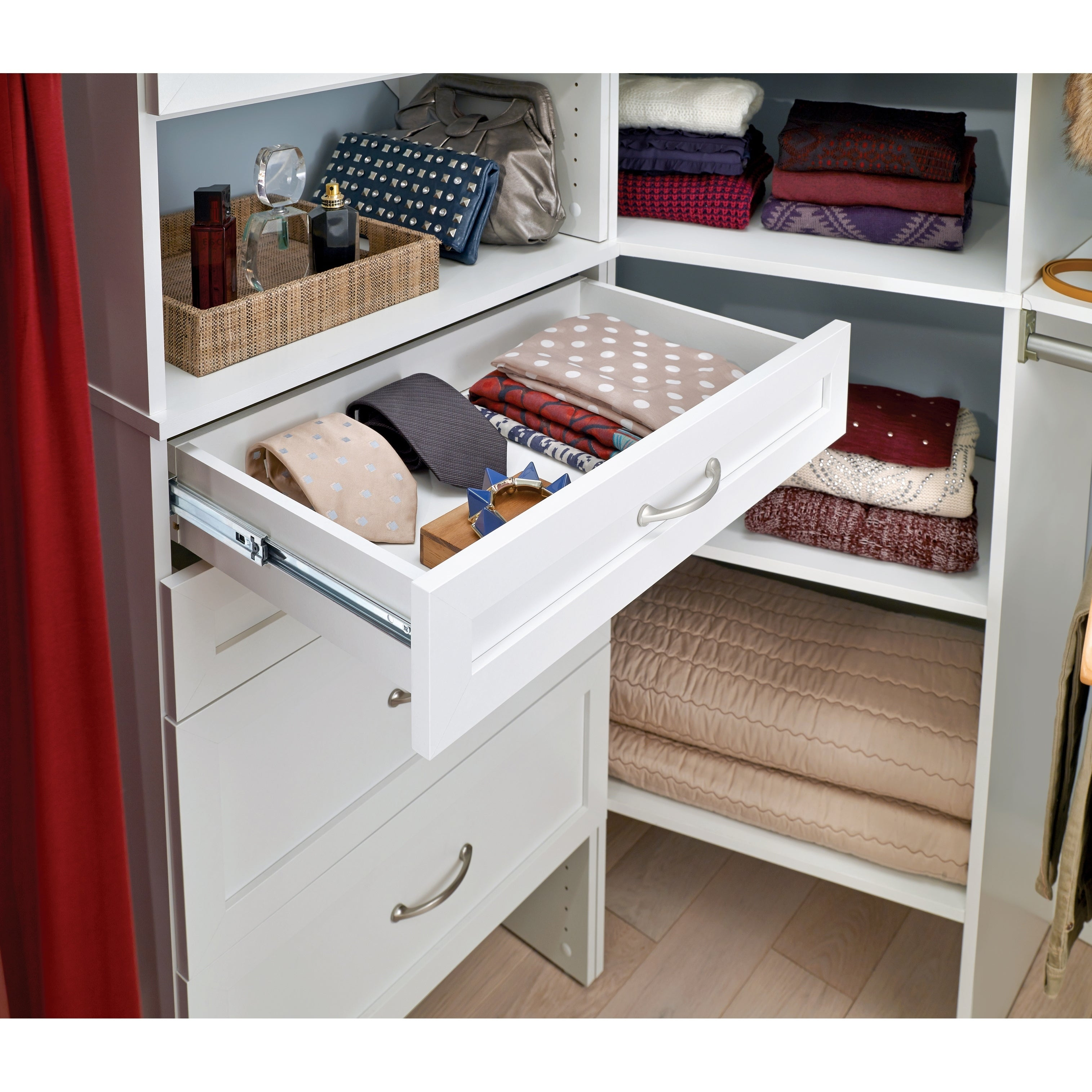 Charmant Shop ClosetMaid SuiteSymphony 25 X 5 Inch Drawer   Free Shipping Today    Overstock.com   10470349