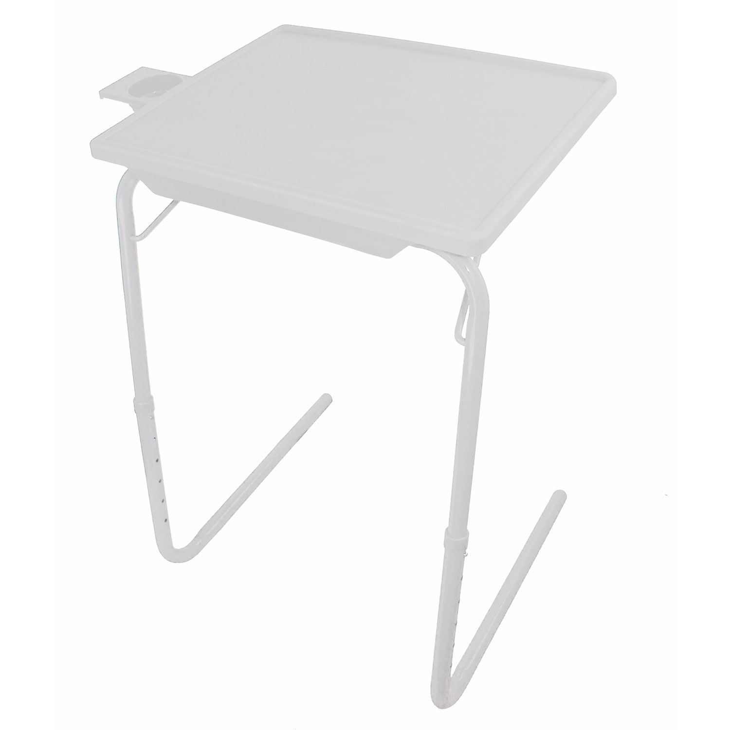 Shop Portable Foldable Tv Tray Table Laptop Eating Stand W