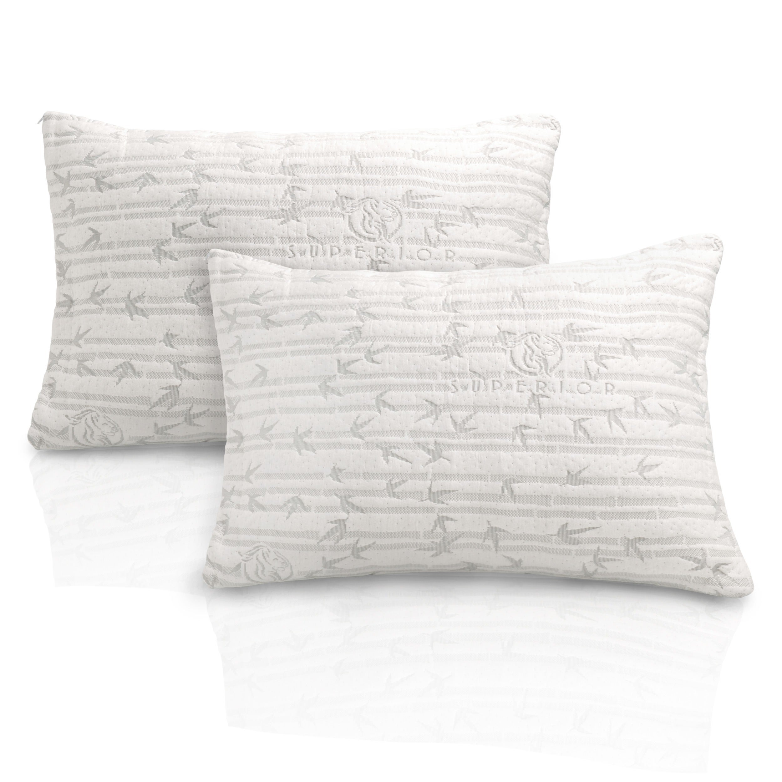 from bedding pillow on bath pillows infused free product jack panama over orders set of reviews bed rayon overstock shipping bamboo