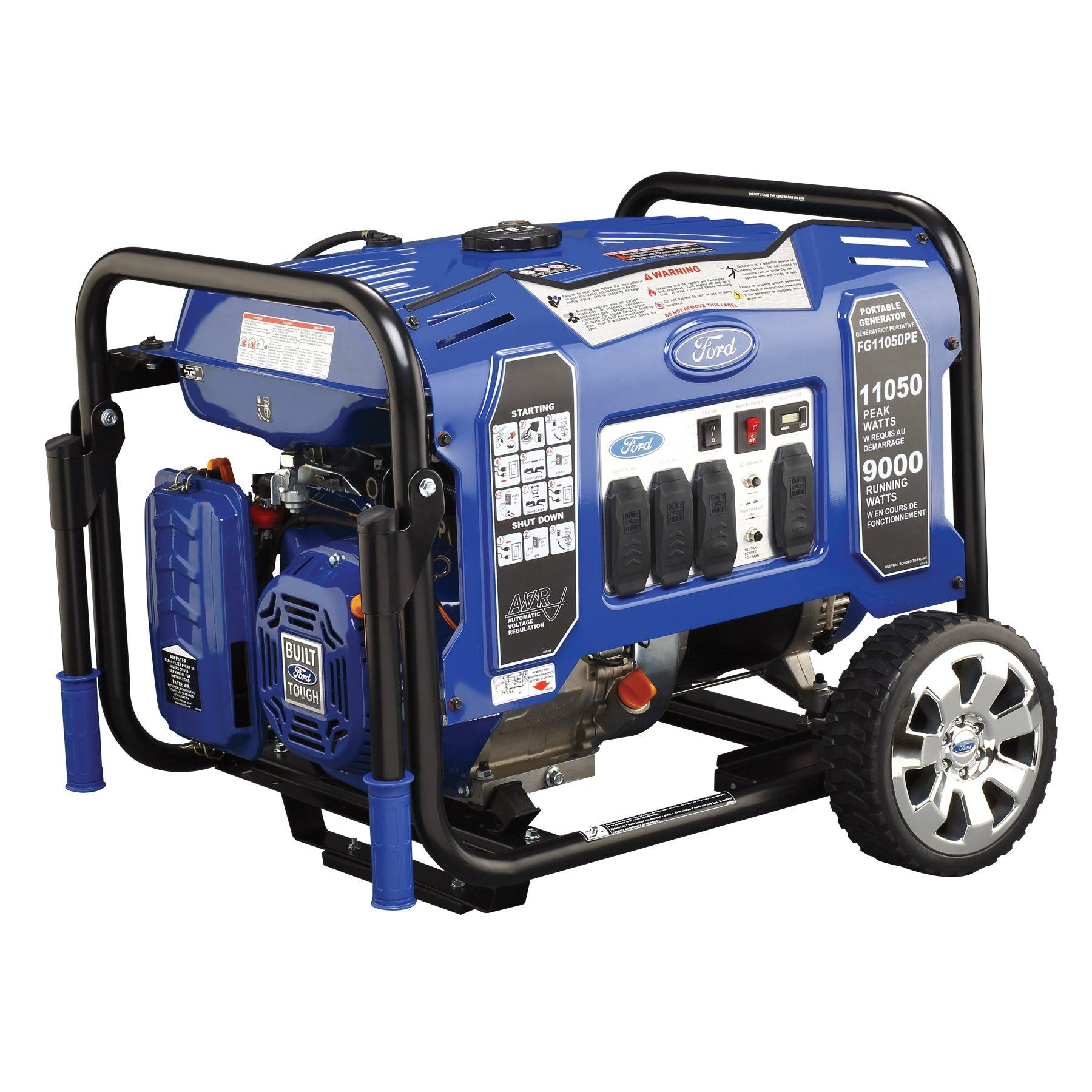 Ford watt Portable Generator Free Shipping Today