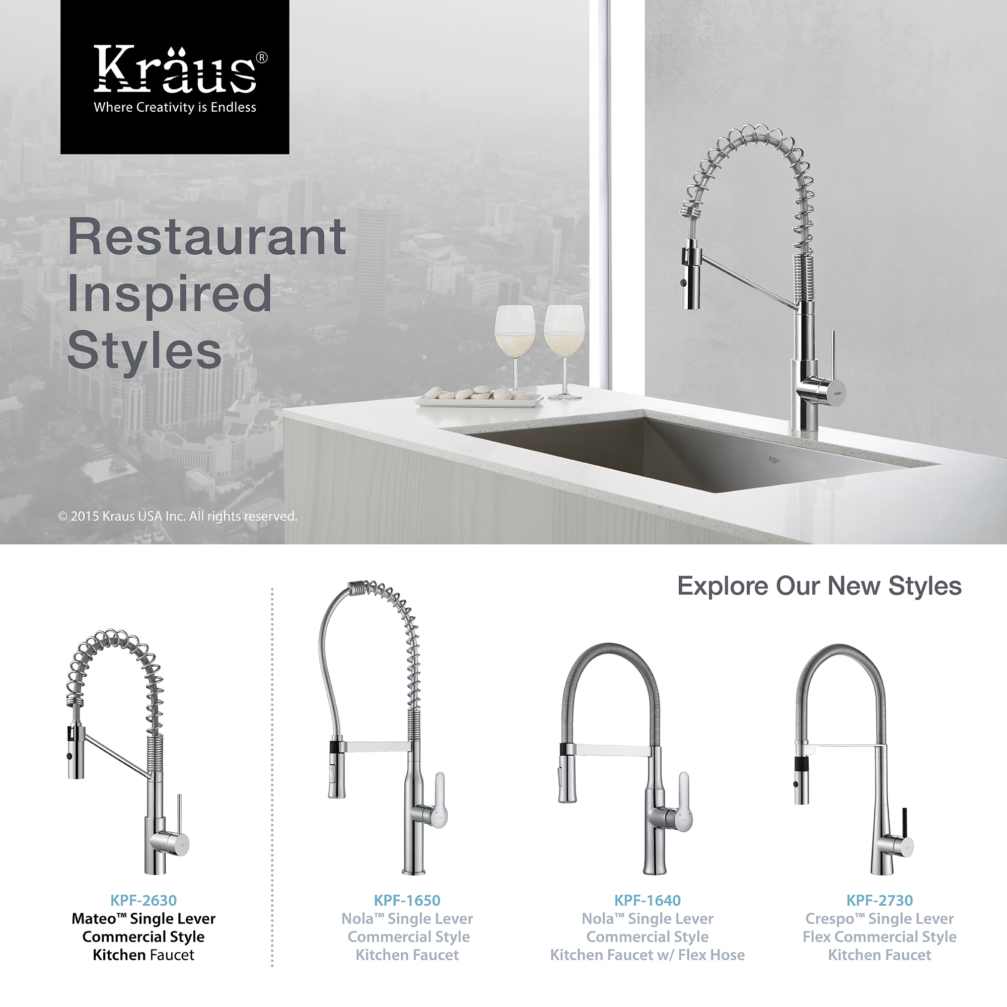 ip in single faucet com steel commercial sprayer stainless kraus style dual kitchen handle with walmart function nola