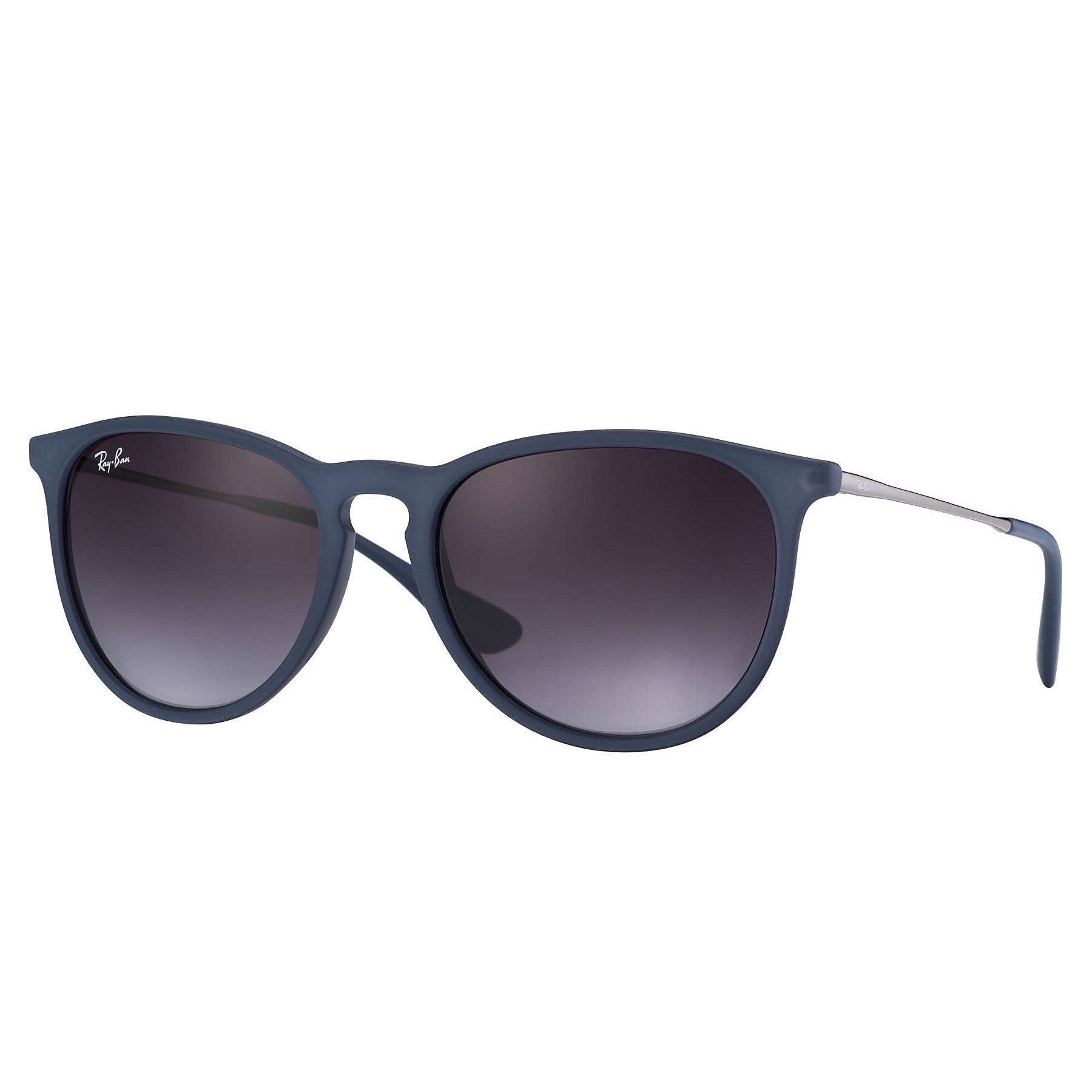 da1e9502c8 Ray-Ban RB4171 Erica Color Mix Sunglasses Blue  Gunmetal Grey Gradient 54mm  - Blue