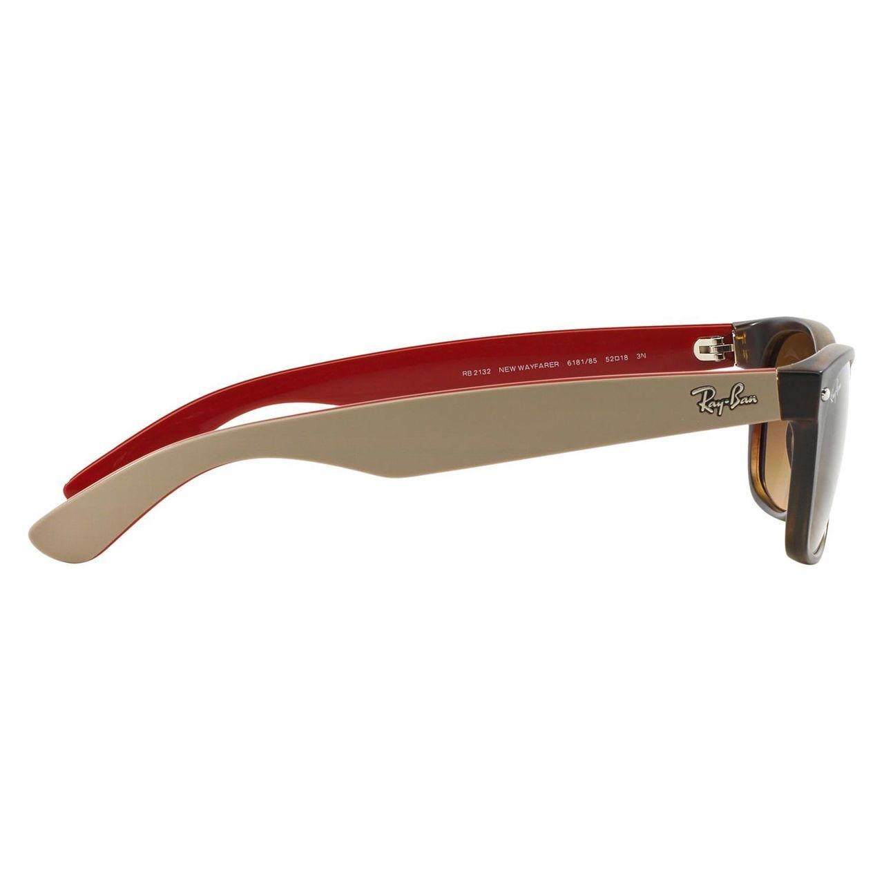 b04e2ef5ff Shop Ray-Ban Men s RB2132 Tortoise Plastic Square Sunglasses - Free  Shipping Today - Overstock - 10485274