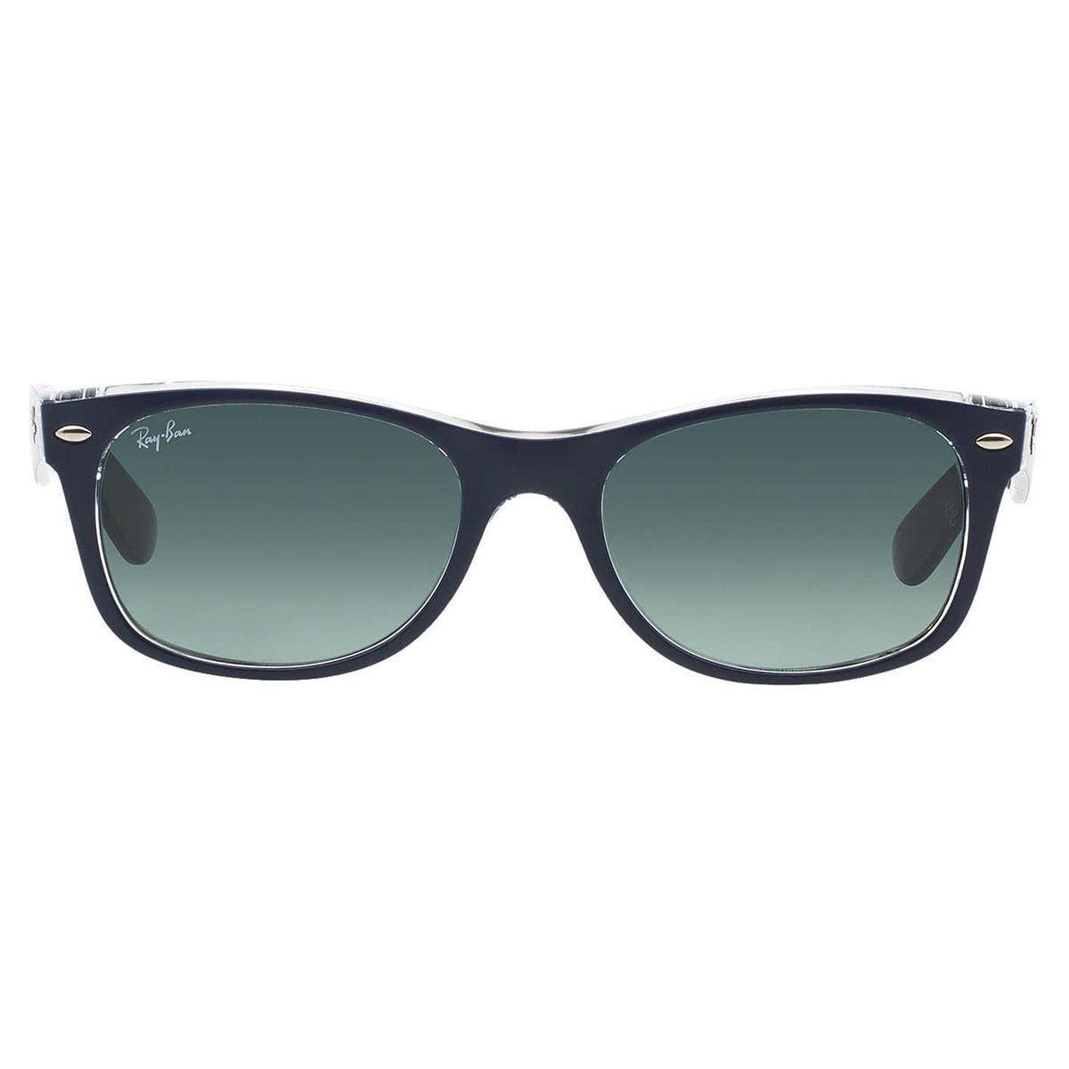 475228e76b Shop Ray-Ban Men s RB2132 Blue Plastic Square Sunglasses - Free Shipping  Today - Overstock.com - 10485408