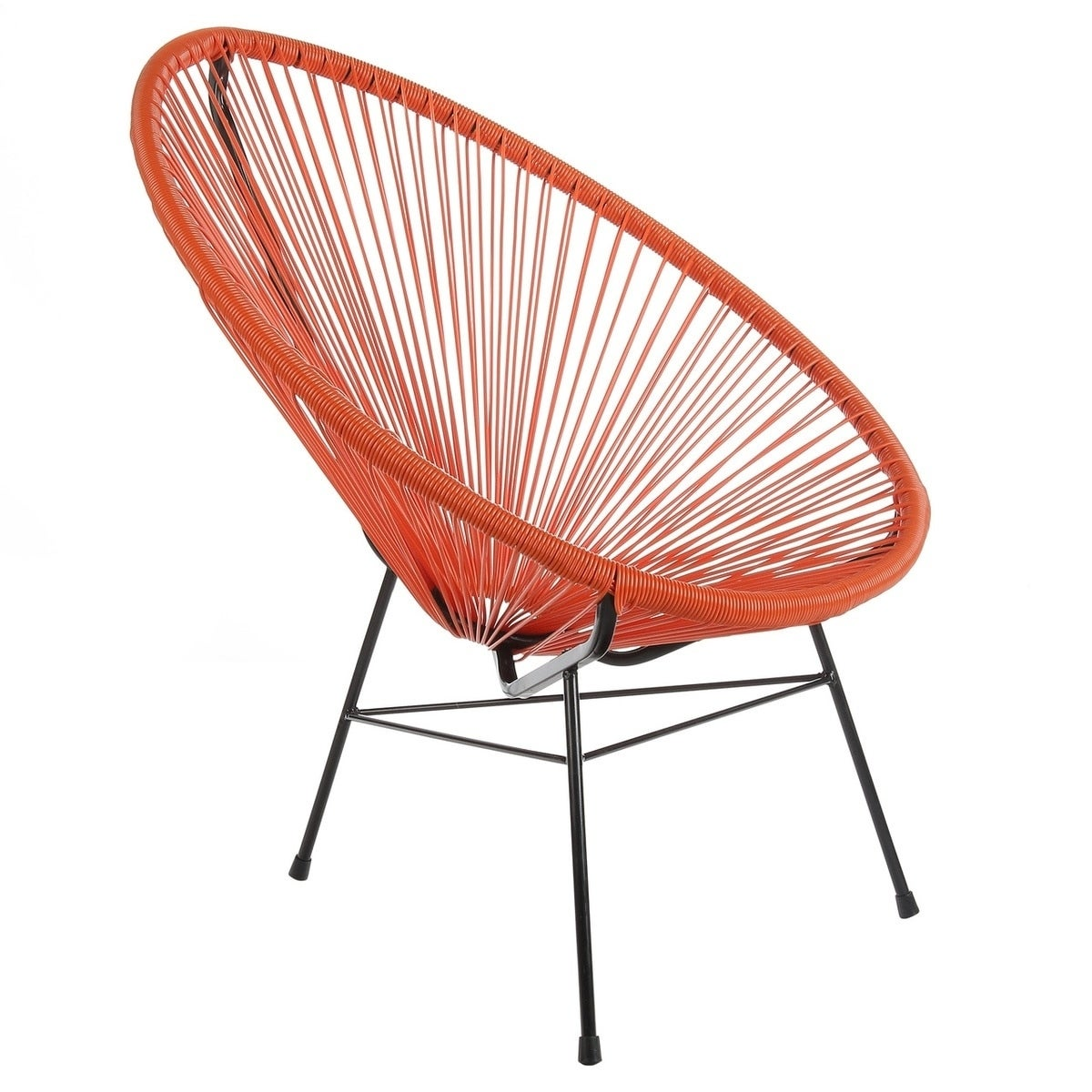 Shop Handmade Set Of 2 Acapulco Basket Lounge Chairs (China, Peopleu0027s  Republic Of)   Free Shipping Today   Overstock.com   10495668