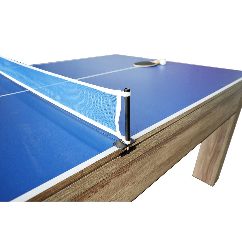 Shop Newport Foot Pool Table Combo Set With Benches Free - Newport pool table