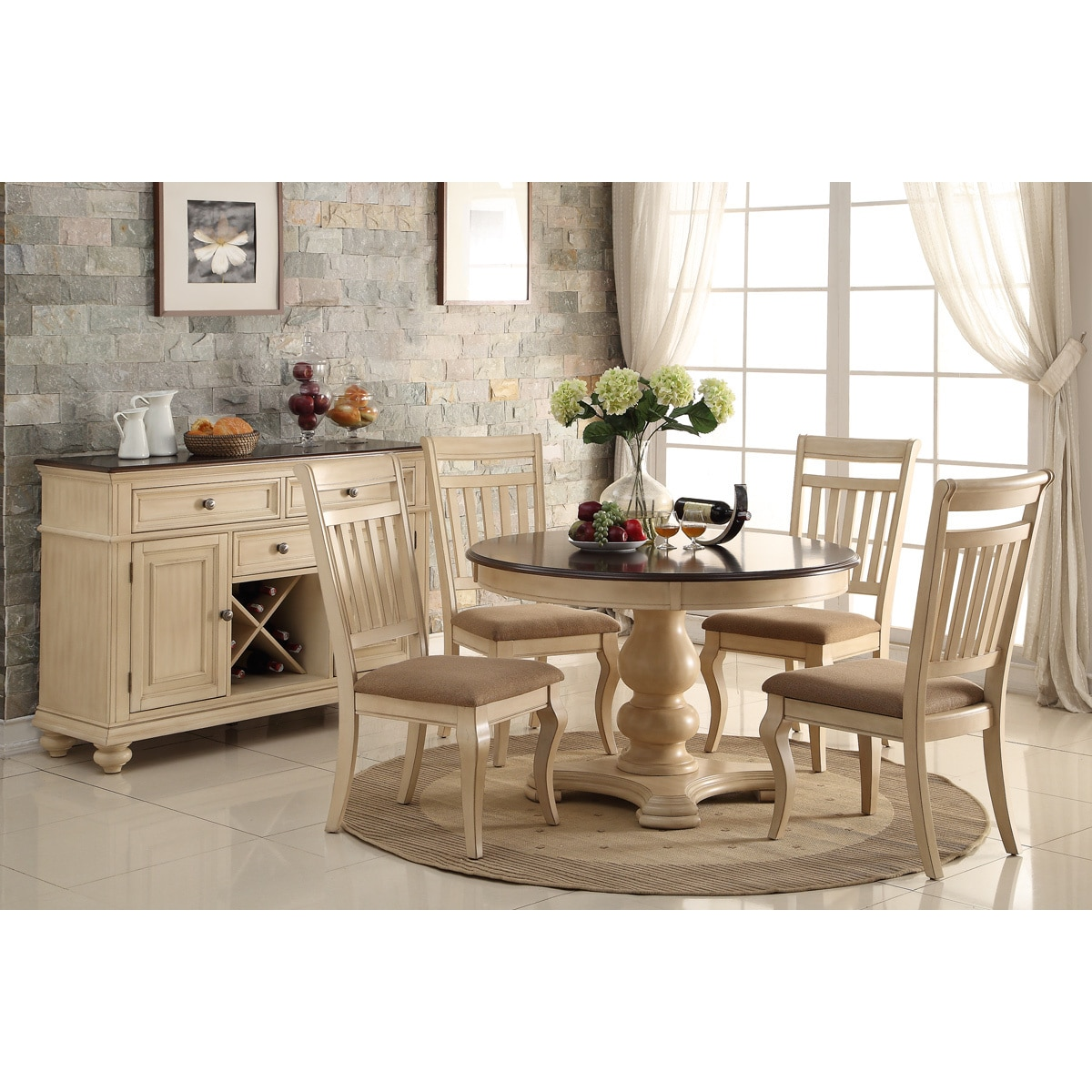 Shop Great Barrington Dining Set Free