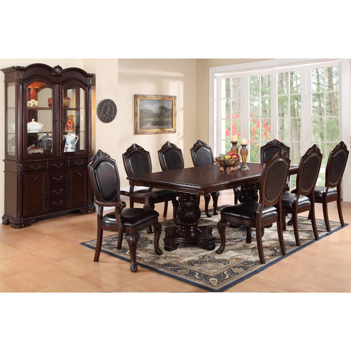 Lafayette 7 Or 9 Piece Dining Set Free Shipping Today 10514254