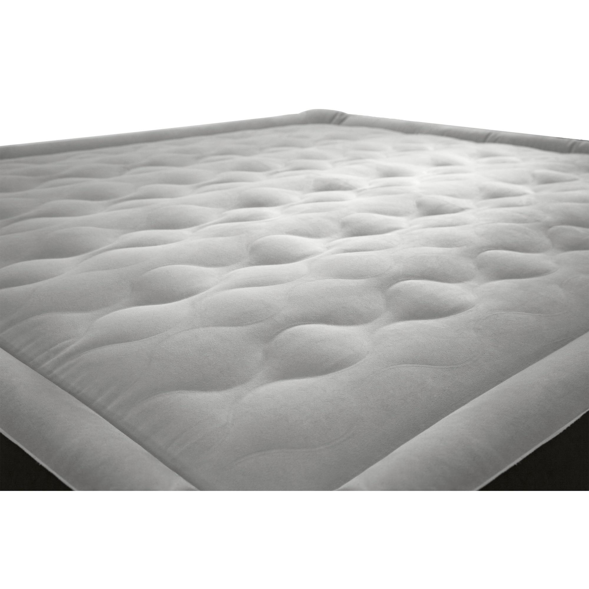 mattress air silentnight square ebay airmax itm topper main
