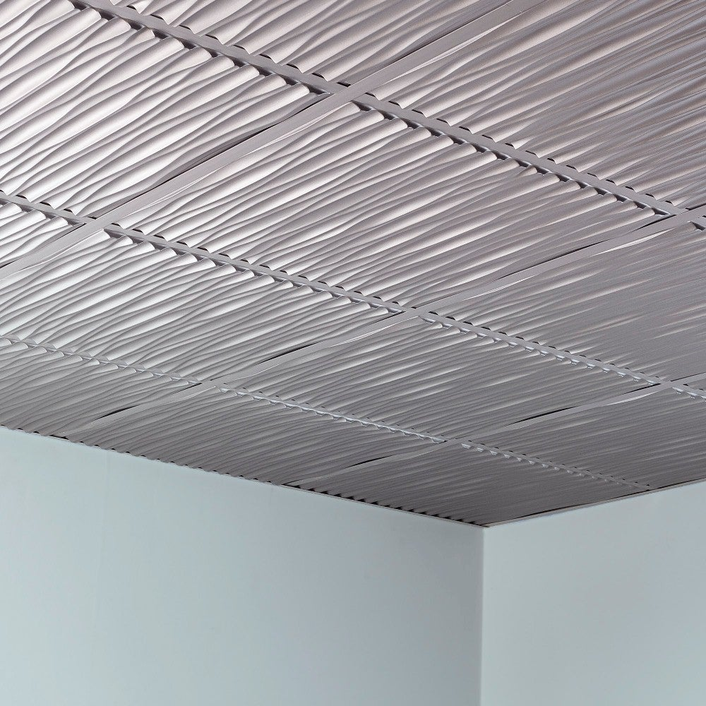 prismatic silver ceiling tile product perspex tiles per clear x sty thick
