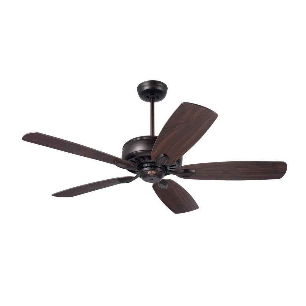 Shop emerson prima 52 inch oil rubbed bronze traditional energy star shop emerson prima 52 inch oil rubbed bronze traditional energy star ceiling fan with reversible blades free shipping today overstock 10518175 aloadofball Images