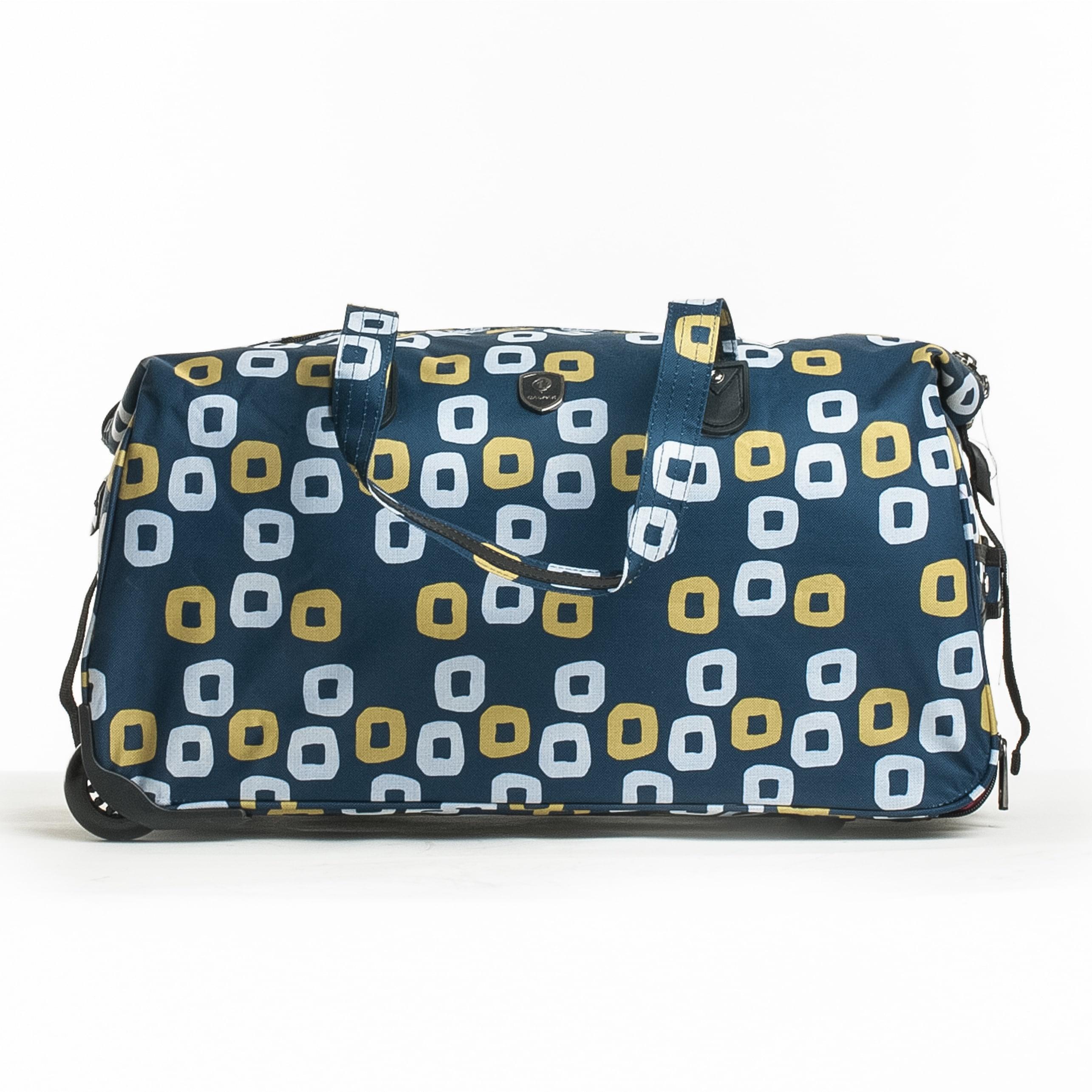 7ddf77a47571 CalPak 'Madison' Bold Koji 21-inch Carry On Rolling Duffel Bag