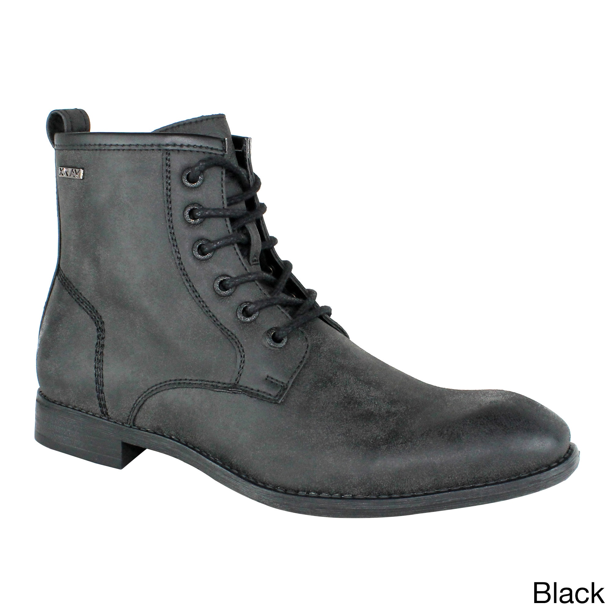 6e988e3c2dc7 Shop Men s Xray Exchange Plain Toe Boot - Free Shipping Today - Overstock -  10519692