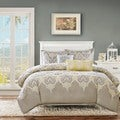Madison Park Noelle 5-Piece Cotton Duvet Cover Set