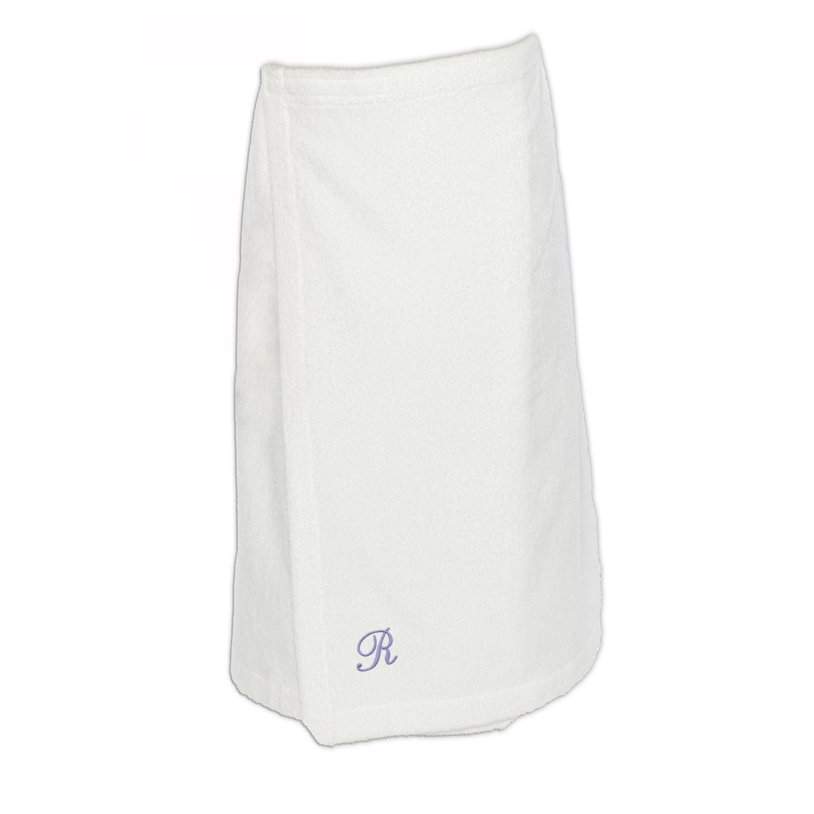 Shop Authentic Hotel and Spa Turkish Cotton Terry Monogrammed White ...