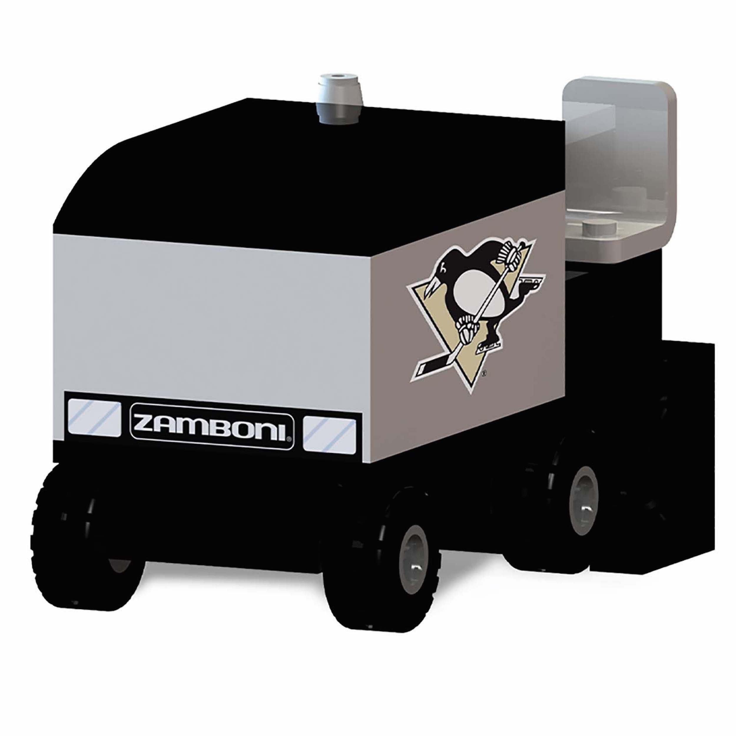 Shop Oyo Pittsburgh Penguins 73 Piece Zamboni Building Set Free