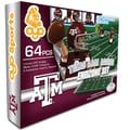 Oyo NCAA Texas AM Aggies 64-Piece End Zone Building Set