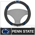 Fanmats Penn State Nittany Lions Black Fabric Steering Wheel Cover