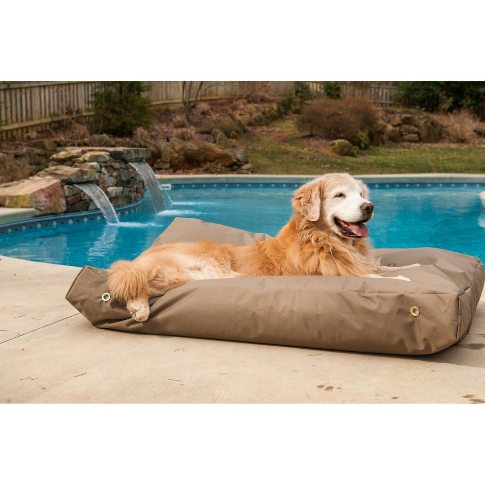 Snoozer Waterproof Patio Pet Bed Free Shipping Today 10527877