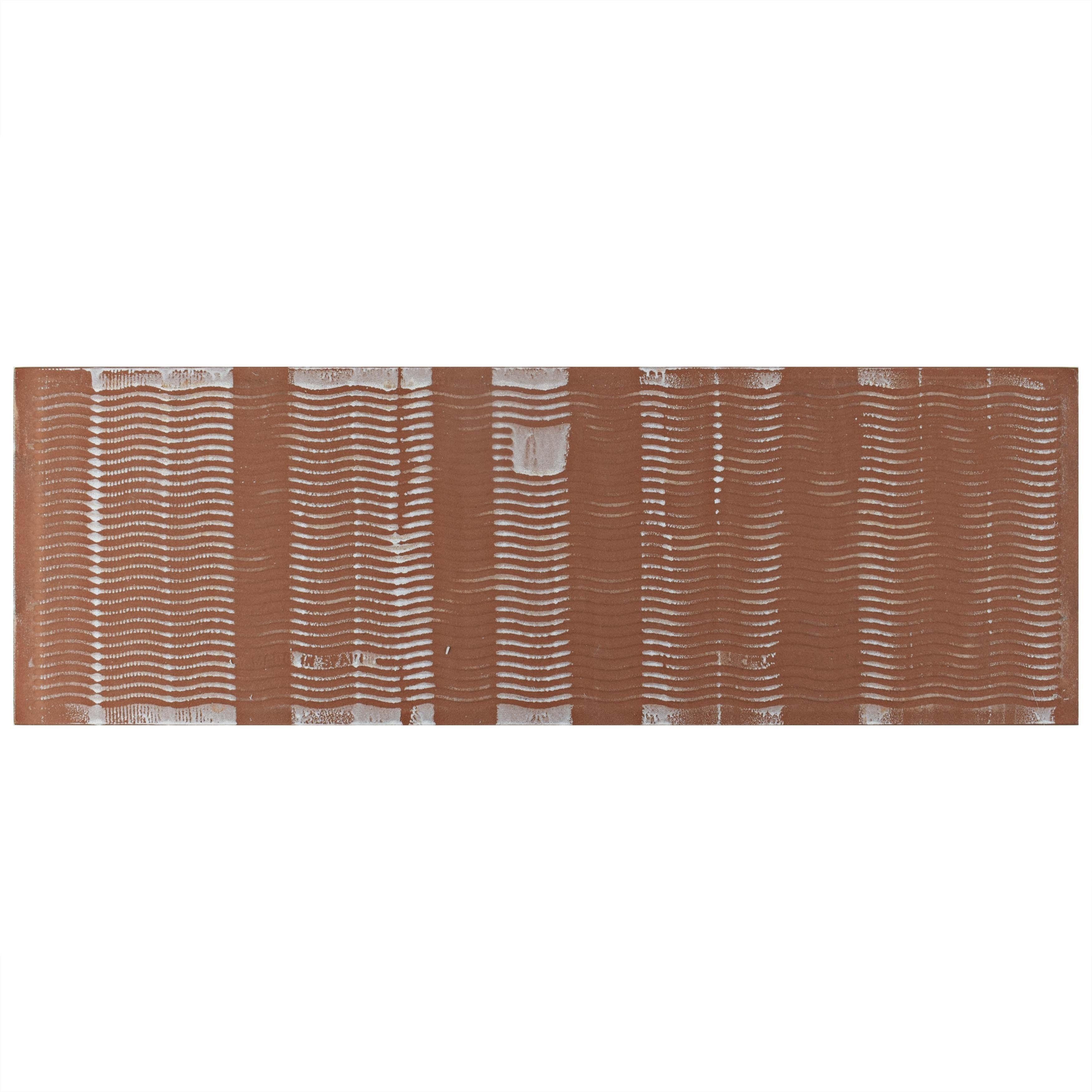 Shop SomerTile 8x24-inch Belize Perla Ceramic Wall Tile (9 tiles ...