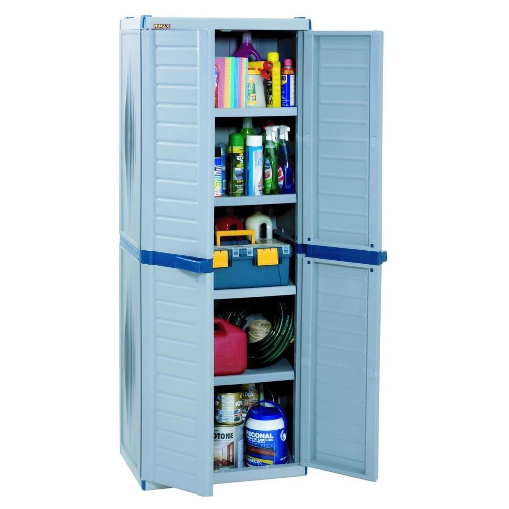 RIMAX 72-inch Storage Cabinet with 5 Shelves - Free Shipping Today ...