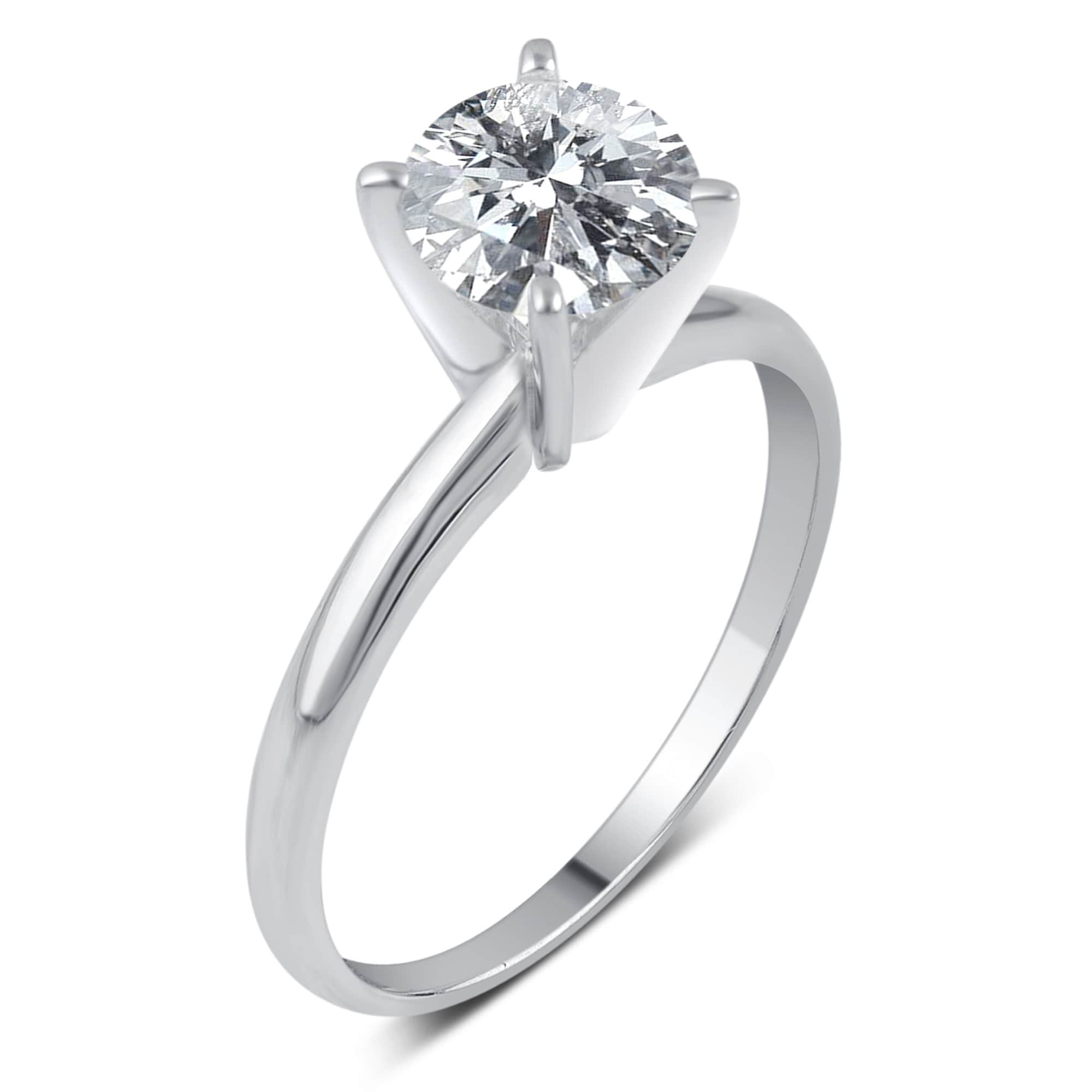 solitaire chocolate rings engagement diamond ring