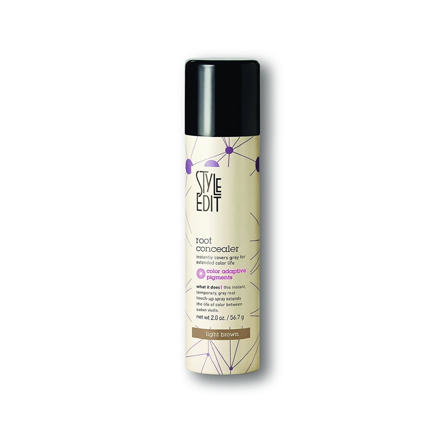 Shop Style Edit Conceal Your Grey Hair Color Touch Up Root Spray