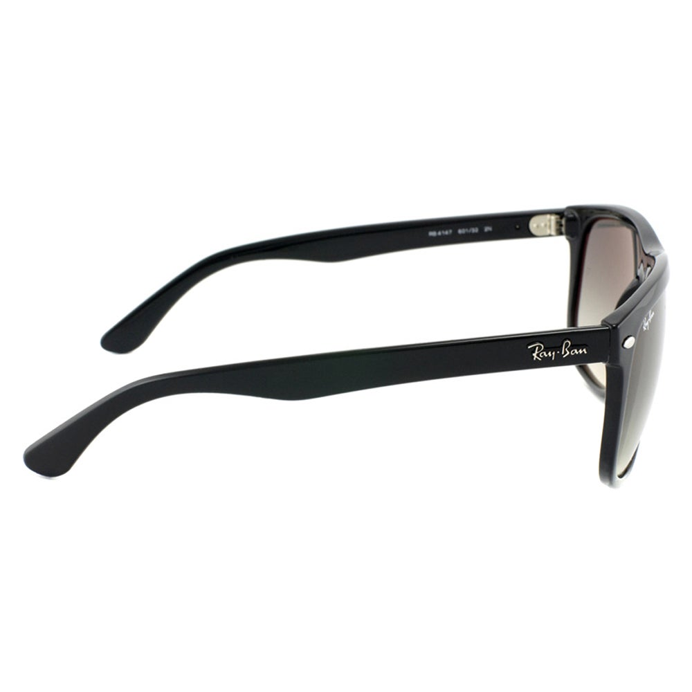 fbacea21da6d4 Shop Ray-Ban Unisex RB 4147 Flat Top Boyfriend 601 32 Sunglasses - Free  Shipping Today - Overstock - 10540105