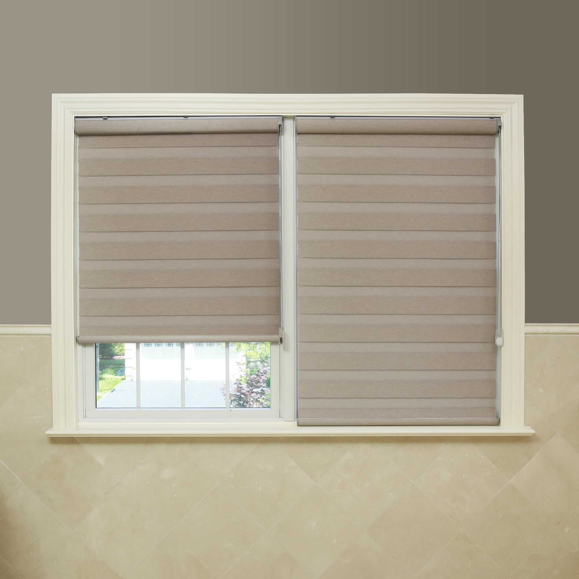 fabric blinds roman window product