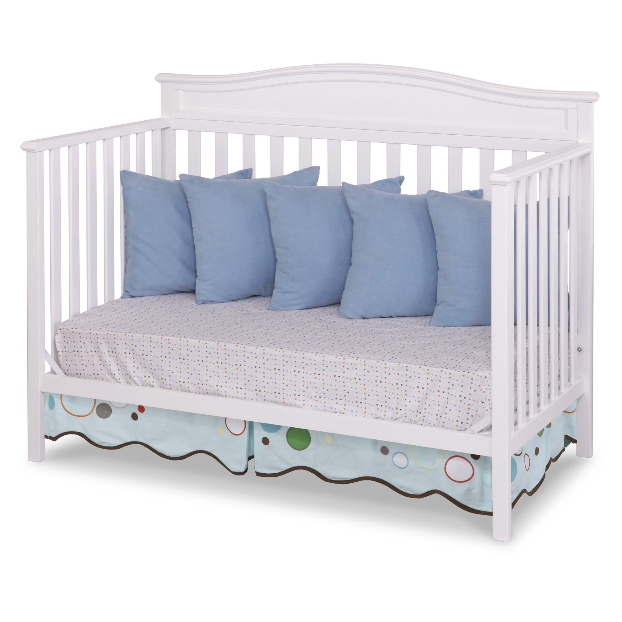 Shop Delta Children Larkin 4-in-1 Crib - Free Shipping Today ...