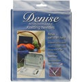 Denise Interchangeable Knitting Needles KitBlue W/Gray Needles