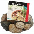 Polished River Rocks 32ozAssorted Colors