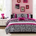 Mi Zone Gemma 4-piece Duvet Cover Set