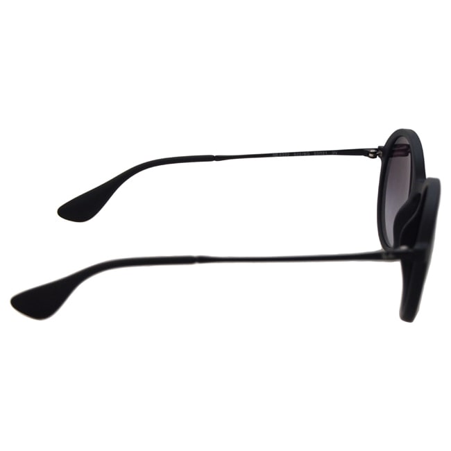 bc7d61d147 Shop Ray Ban RB 4222 622 8G - Black Rubber - 50-21-145 mm Sunglasses - Free  Shipping Today - Overstock.com - 10554742