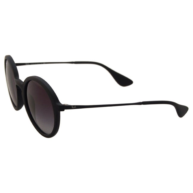 52bd528509 Shop Ray Ban RB 4222 622 8G - Black Rubber - 50-21-145 mm Sunglasses ...