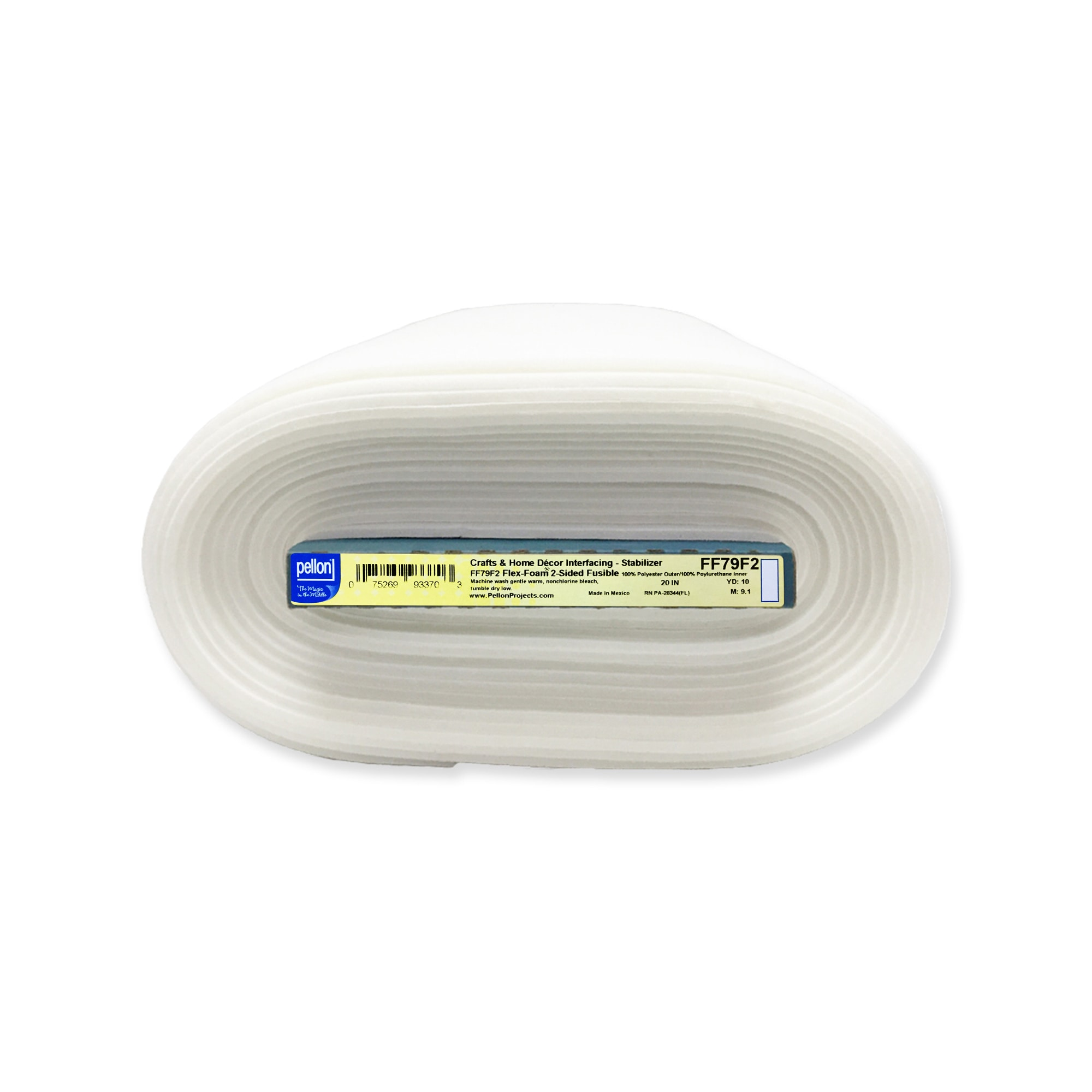 Pellon Flex Foam Fusible Ilizer On Free Shipping Orders Over 45 10560561